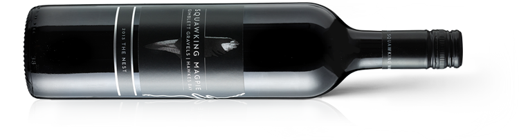 The Gimblett Gravels Range | Hawke's Bay Wine | Gimblett Gravels | Squawking Magpie